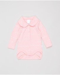 Bonds Baby - Newborn Long Sleeve Bodysuit - Babies