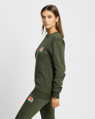 Ellesse Haverford Sweatshirt - Sweats (Khaki)