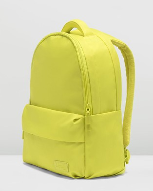 Lipault Paris City Plume Backpack - Backpacks (Yellow)