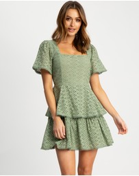 The Fated - Intertwined Mini Dress