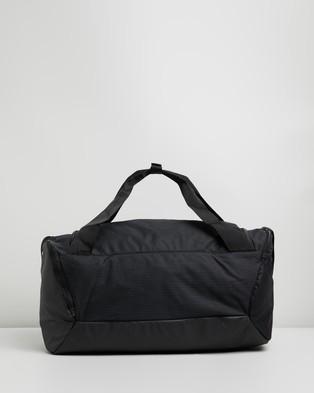 Nike Brasilia Small Training Duffle Bag - Duffle Bags (Black & White)