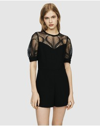 Maje - Izoni Playsuit
