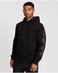 Soulland - Granberg Hoodie With Embroidery