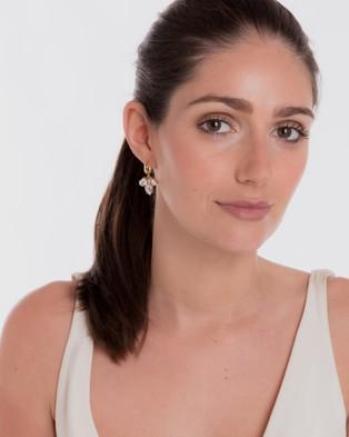 Nikki Witt Lola Earrings - Jewellery (Gold)