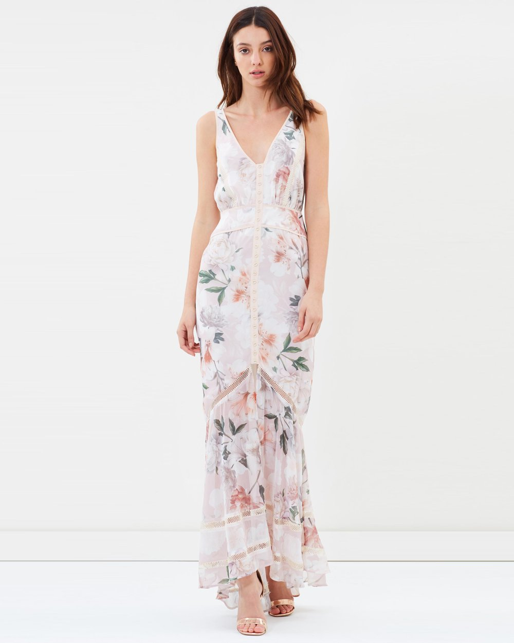 86fe954ec71b Magnolia Blouson Maxi Dress by We Are Kindred Online | THE ICONIC |  Australia