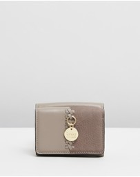 See By Chloé - Tilda Small Leather Wallet