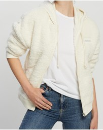 Hollister - Sherpa Full Zip Jacket