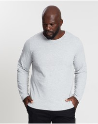 Staple Superior - Staple Big & Tall LS Tee