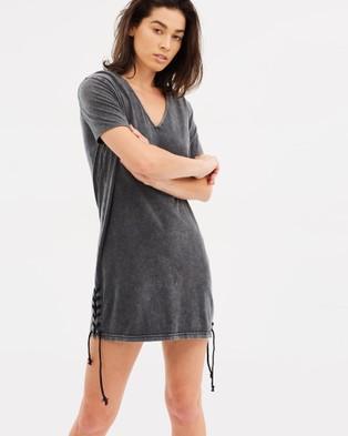 Nana Judy – Oxford Dress Black