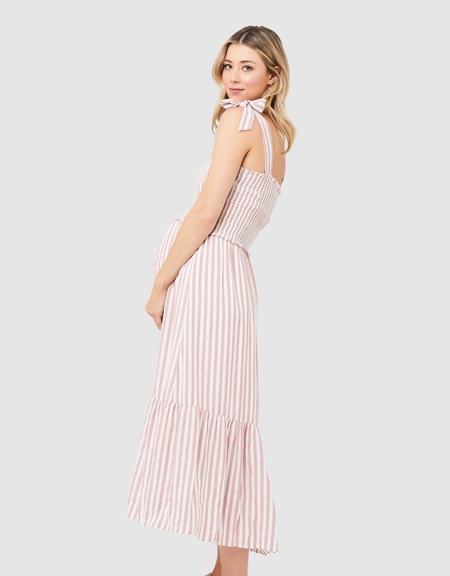 Women Ollie Smocked Dress