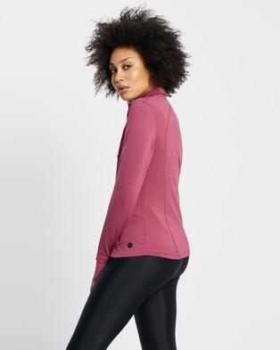 Under Armour Rush Full Zip - Coats & Jackets (Pink Quartz & Iridescent)