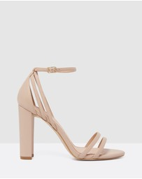 Forever New - Olympia Block Heels