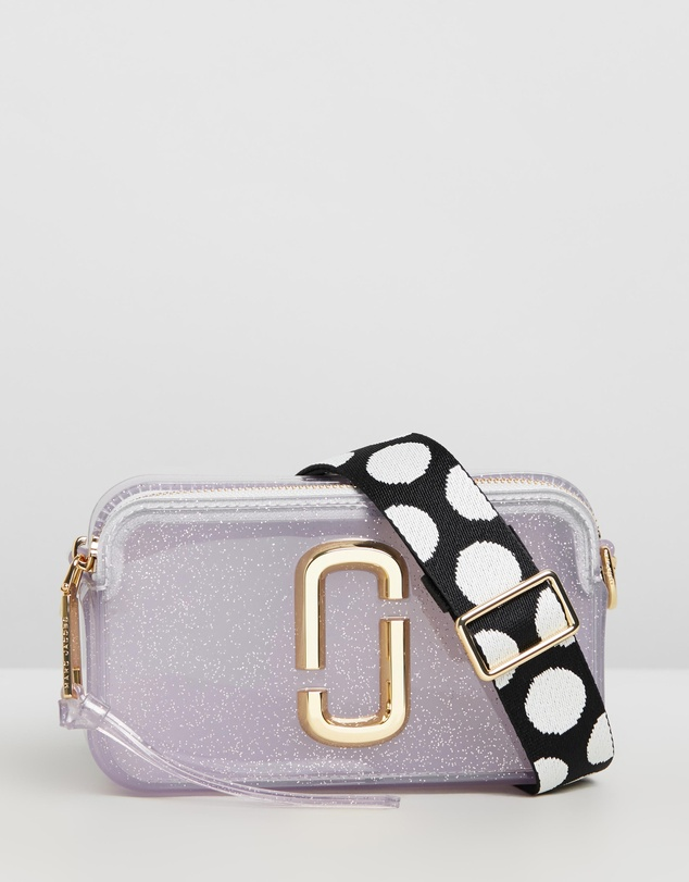 Marc Jacobs - Large Dot Thin Webbing Strap