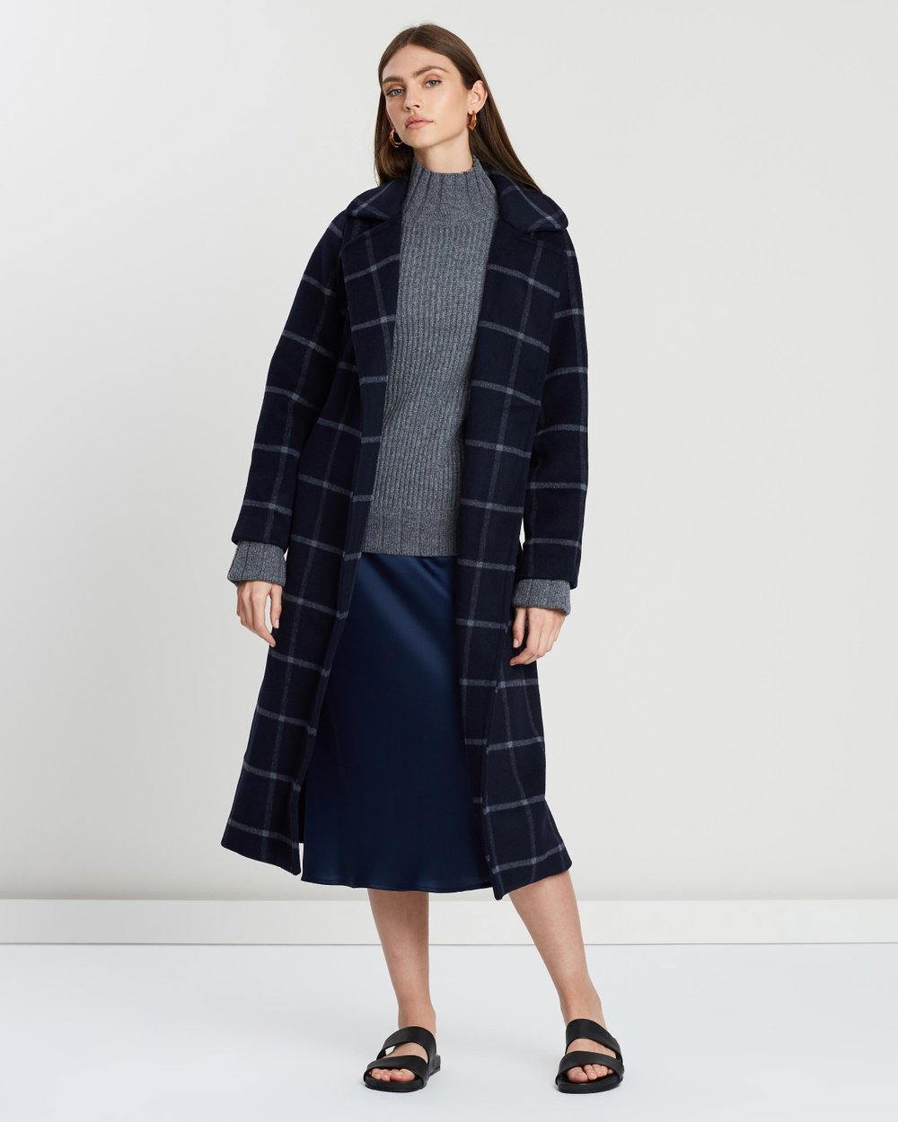 cdb706c8d6e Riley Coat by Elka Collective Online | THE ICONIC | Australia