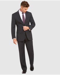 Kelly Country - Kings Road Semi Fit Grey Suit
