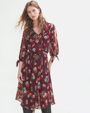 Maje – Reselia Dress