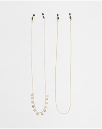Sunny Cords - Delicate Snake & ChingChing 2-Pack