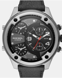 Diesel - Boltdown Black Chronograph Watch