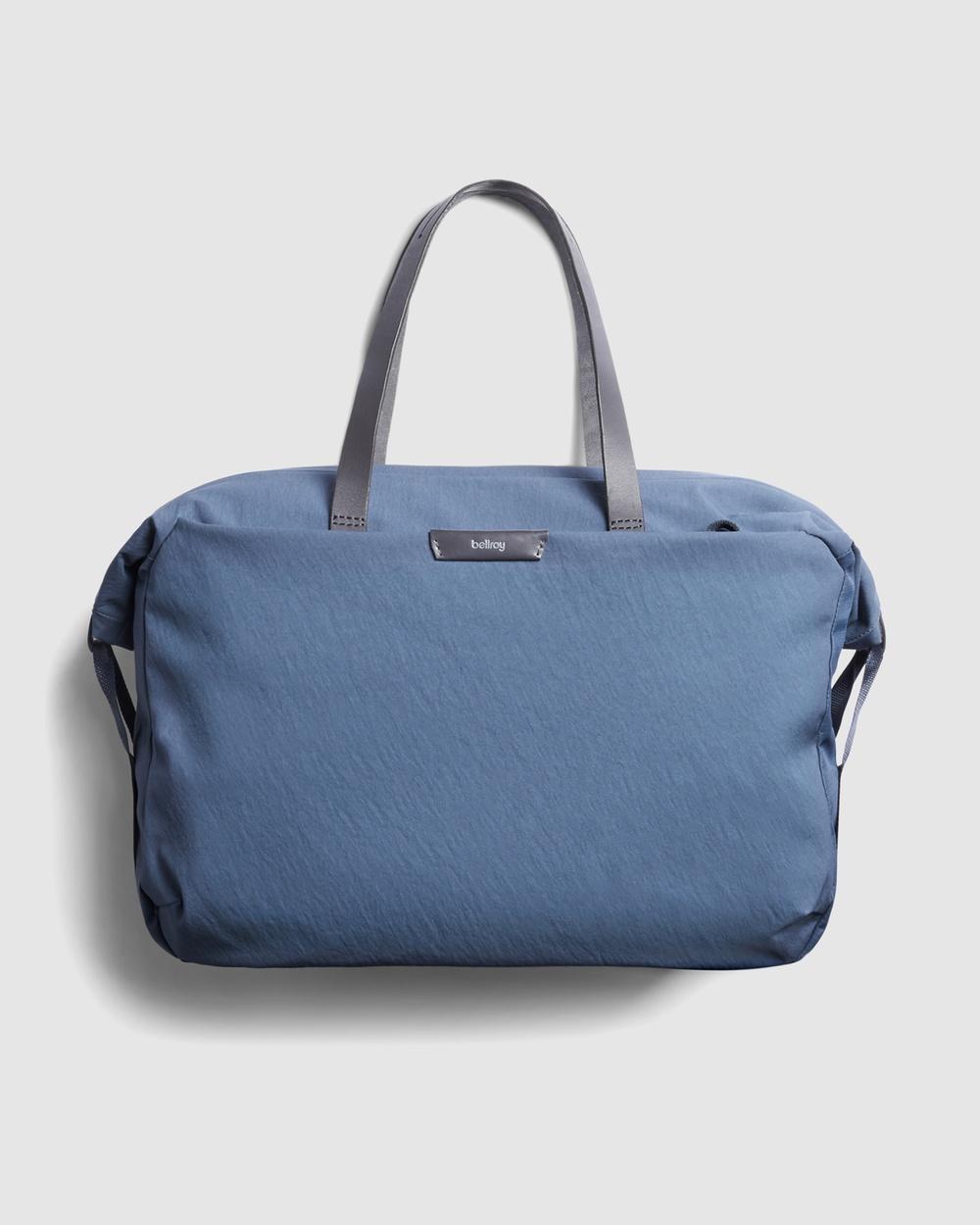 Bellroy Weekender Duffle Bags Blue
