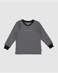 Billabong - Groms Long Island Long Sleeve Tee
