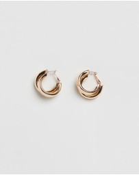 TOPSHOP - Chunky Layer Hoops