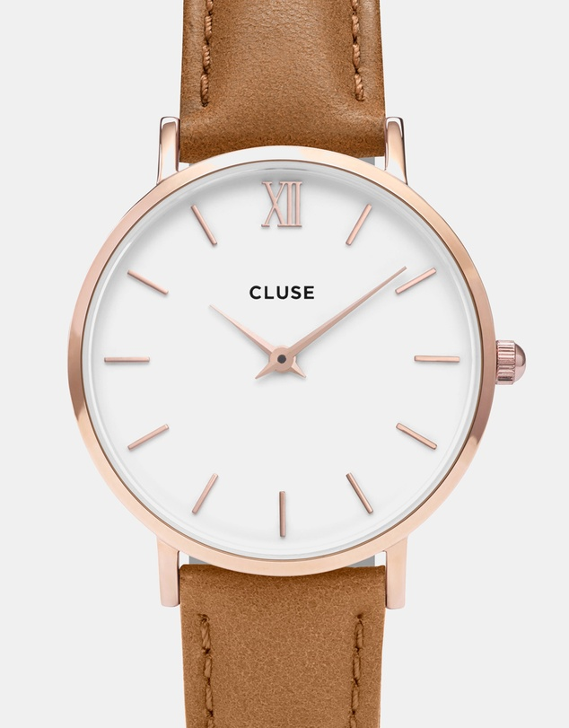 Cluse - Minuit Leather