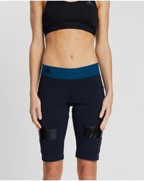 adidas by Stella McCartney - Hybrid Shorts