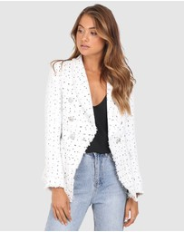 Madison The Label - Wynter Blazer