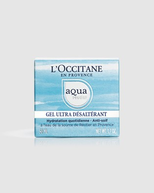 L'Occitane Aqua Thirst   Quench Gel 50ml - Beauty (N/A)