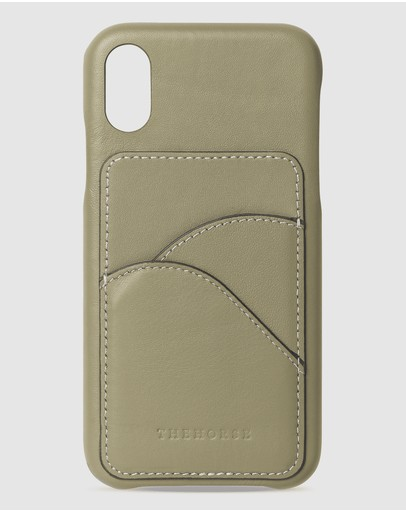 The Horse - iPhone X / XS - The Scalloped iPhone Cover