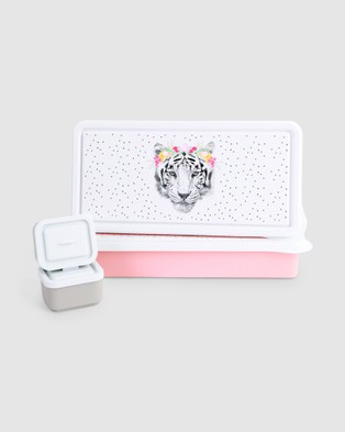 Love Mae Lunch Box - Lunchboxes (Floral Tiger)