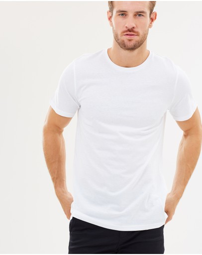 638d4e95 T-Shirts & Singlets | Buy Mens T Shirts & Singlets Online Australia- THE  ICONIC