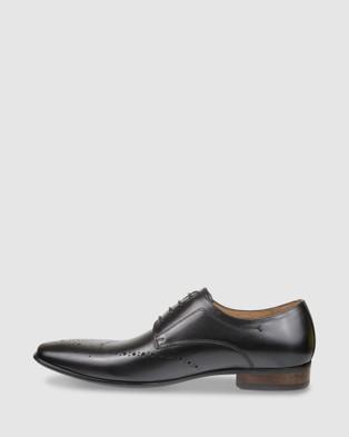 Florsheim Astor Wing - Dress Shoes (Black)