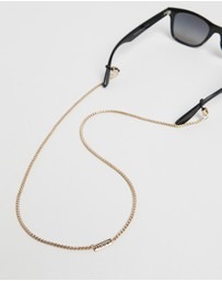Icon Brand - Rounded Box Sunglasses Cord