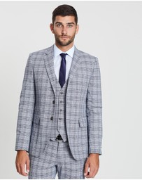 Double Oak Mills - Carter Check Suit Jacket