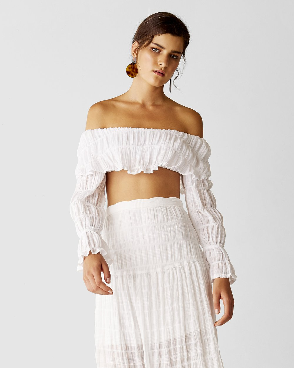 3b2a08e564e Daydreamer Off Shoulder Top by Suboo Online | THE ICONIC | Australia