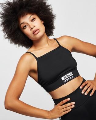 adidas Originals R.Y.V. Crop Top - Crop Tops (Black)