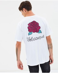 Tee Ink - Welcome Rose SS Tee