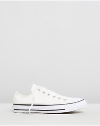 Converse - Chuck Taylor All Star Iridescent Stripe Sneakers - Women's