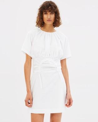 C & M Camilla and Marc – Reses Mini Dress White