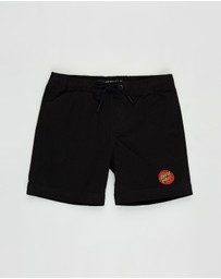 Santa Cruz - Heat Seeker Shorts - Teens