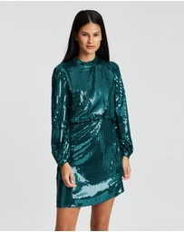 Whistles - Dena Sequin Dress