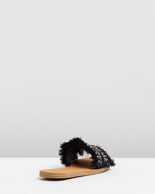 Verali Tobi - Sandals (Black)