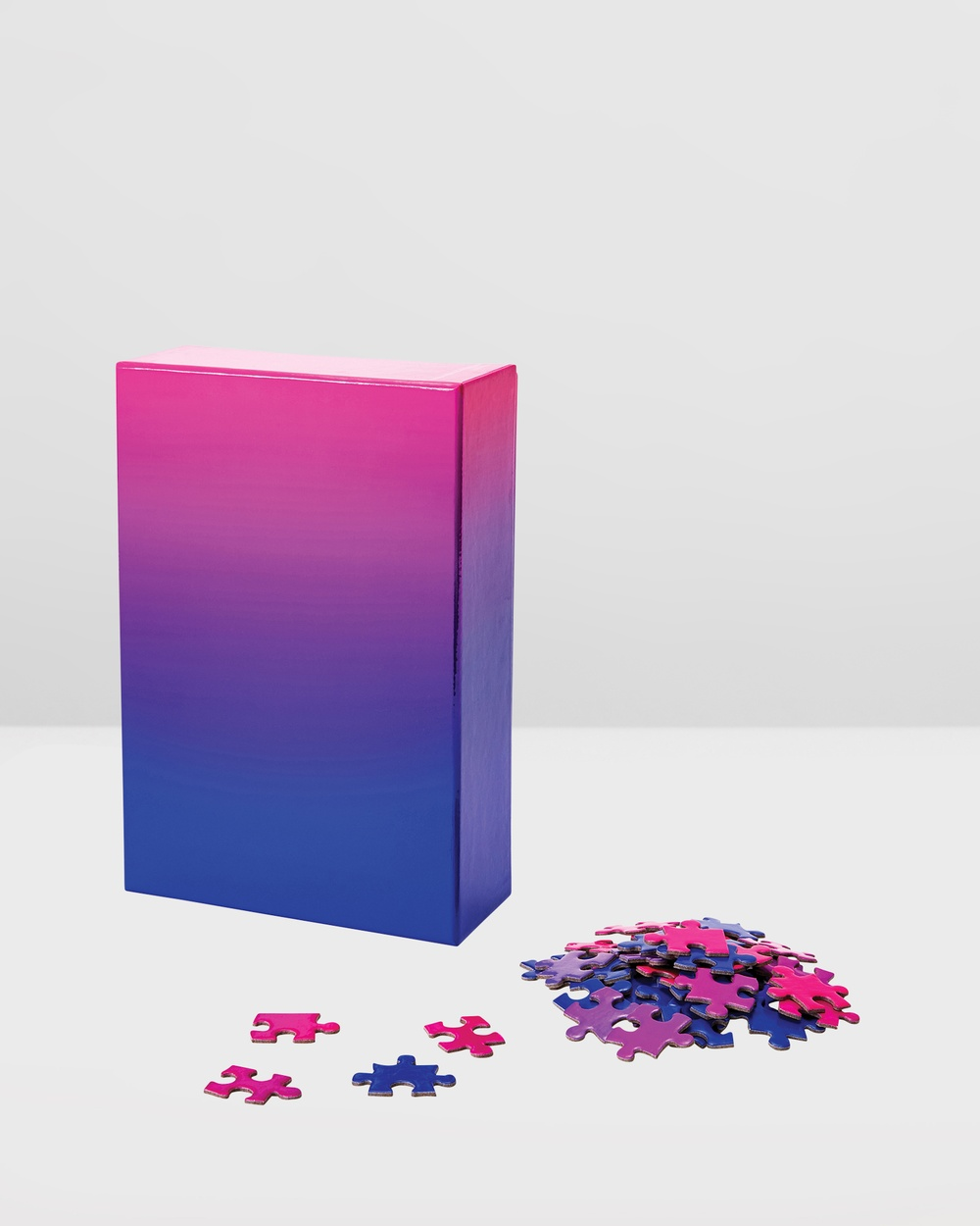 Areaware Gradient Puzzle All toys Blue