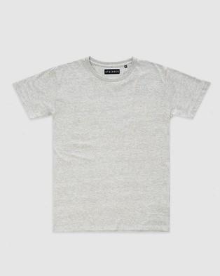 Stock & Co. - 3 Pack Stock Tee   Teens - T-Shirts & Singlets (MULTI) 3-Pack Stock Tee - Teens