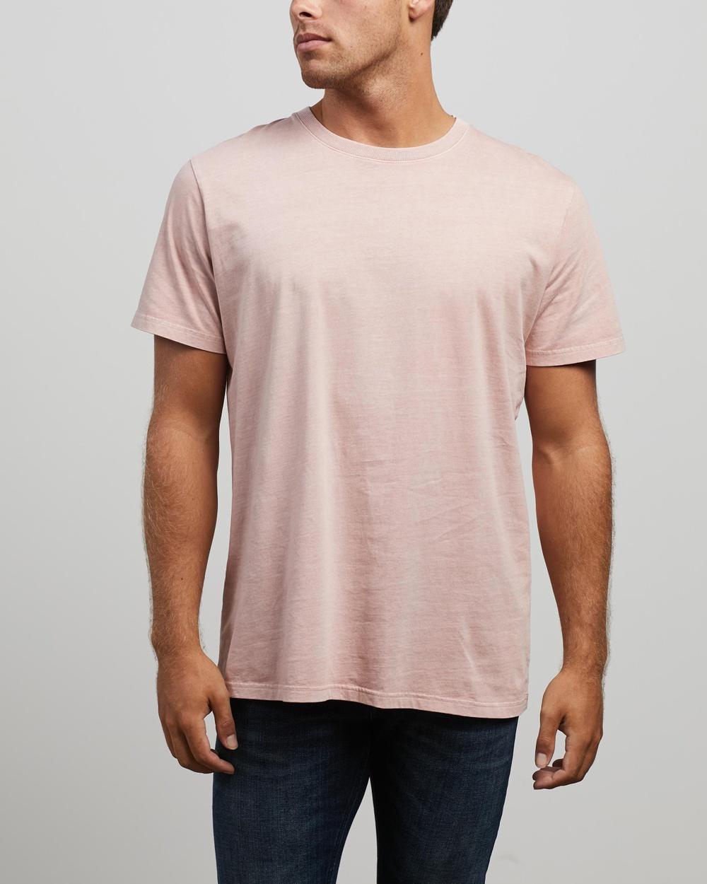 Neuw - Band Tee - T-Shirts & Singlets (Peach) Band Tee