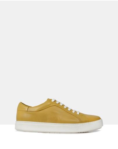 Brando Seth Sneakers Yellow