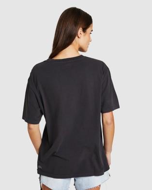 Ksubi Chrome Oh. G T Shirt - Short Sleeve T-Shirts (BLACK)