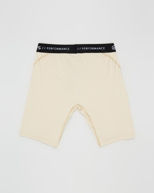 Virus Co7 CoolJade?äó Compression Shorts - Compression Bottoms (Neautral)