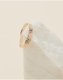Natalie Marie Jewellery - Fine Naum Stacking Ring